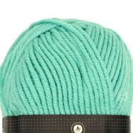 Scheepjes Chunky Monkey 1422 Aqua - türkiz akril fonal - turquoise acrylic yarn