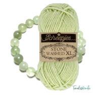 Scheepjes Stone Washed XL 859 New Jade - pamut fonal - cotton yarn