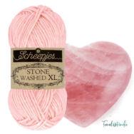 Scheepjes Stone Washed XL 860 Rose Quartz - pamut fonal - cotton yarn