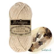 Scheepjes Stone Washed XL 871 Axinite - pamut fonal - cotton yarn