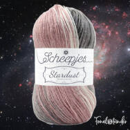 Scheepjes Stardust 660 Orion - szinatmenetes mohair fonal - gradient mohair yarn blend