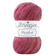 Scheepjes Stardust 664 Virgo - rózsaszín ombre mohair fonal - pink ombre mohair yarn blend