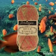 Scheepjes Stone Washed 947 Seine - pamut fonal - cotton yarn