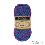 Scheepjes Stone Washed 949 Yarra - pamut fonal - cotton yarn