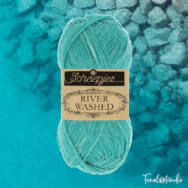 Scheepjes Stone Washed 952 Rhine - pamut fonal - cotton yarn