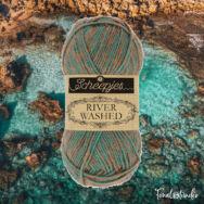 Scheepjes Stone Washed 953 Severn - pamut fonal - cotton yarn
