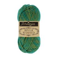 Scheepjes Stone Washed 958 Tiber - pamut fonal - cotton yarn