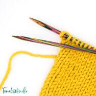 KnitPro Symfonie - kötőtű - knitting needle - 4mm