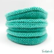 Namaste Cowl - knitting pattern - Namaste Körsál - kötésminta