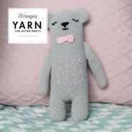 Scheepjes - Woodland Friends Bear - Szundi Mackó - horgolásminta - crochet pattern
