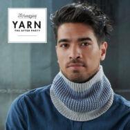 Scheepjes - Furnace Cowl - Acélkék Körsál - kötésminta - knitting pattern