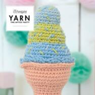 Scheepjes - Ice Cream Rattle - Mindenízű Fagylalt - horgolásminta - crochet pattern