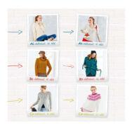 Tanuljunk pulóvert kötni - kötés minta könyv
