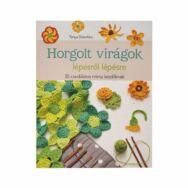 Horgolt Virágok - 35 csodás virág - horgolásminta könyv