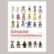 Edward Fantáziabirodalma - figura horgolós könyv - Kerry Lord - 01