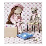 Pupinett, az én babám - baba horgolós könyv - Isabelle Kessedjian - 02