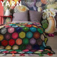 Scheepjes Yarn Magazine 7 - Reef - knitting / crochet pattern