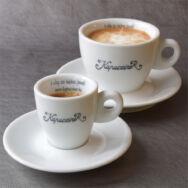 Kapucziner Specialitás - frissen pörkölt kávé blend - fresh roasted coffee blend