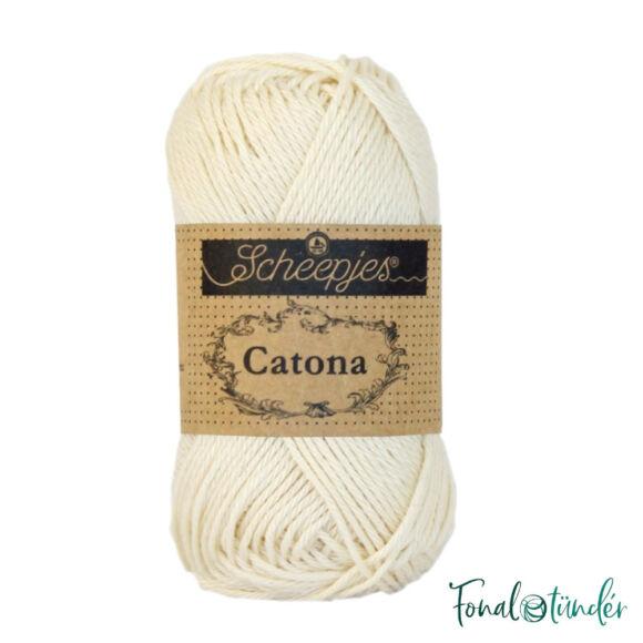 Scheepjes Catona Old Lace 130 - pamut fonal  - cotton yarn