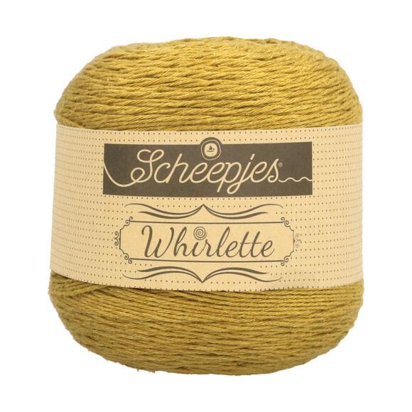 Scheepjes Whirlette 853 Mango - keverék fonal - yarn cake