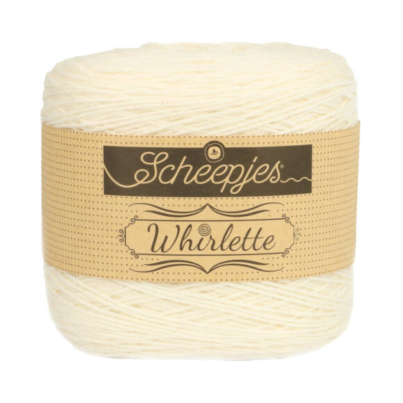 Scheepjes Whirlette 860 Ice  - fehér fonal