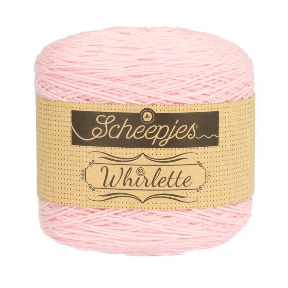 Scheepjes Whirlette 862 Grapefruit - rózsaszín fonal