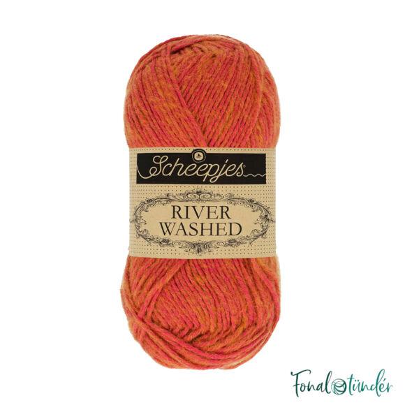 Scheepjes Stone Washed 944 Nile - pamut fonal - cotton yarn