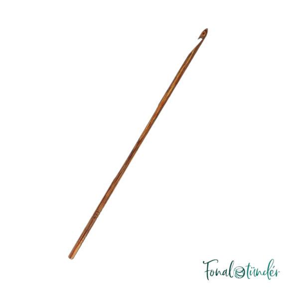 KnitPro Ginger - nemesfa horgolótű - 3.5mm