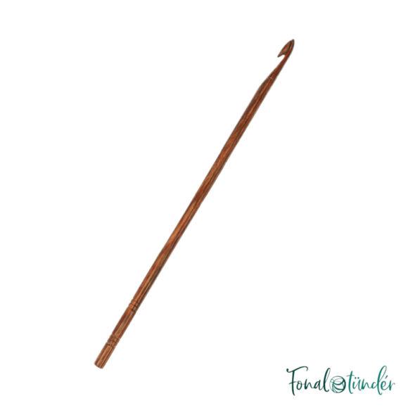 KnitPro Ginger - nemesfa horgolótű - 4.5mm