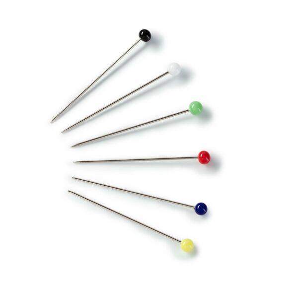 Prym üvegvégű gombostű - glass-headed pins - 10gram