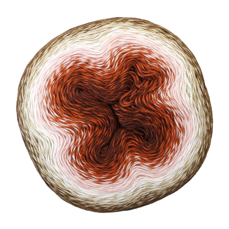 Scheepjes Whirl 777 - Scrumptious Lush - keverék fonal - yarn cake