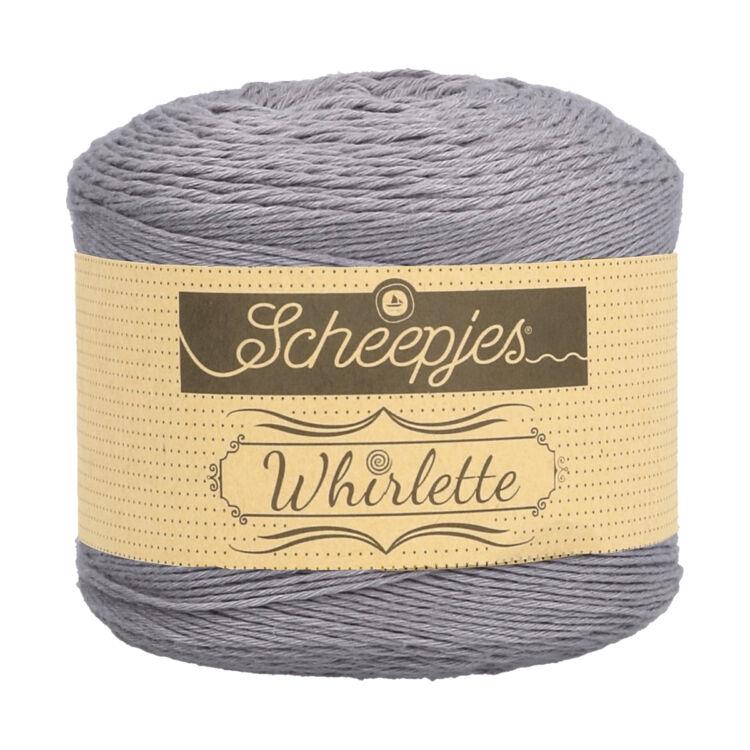 Scheepjes Whirlette 852 Frosted - szürke - keverék fonal - yarn cake