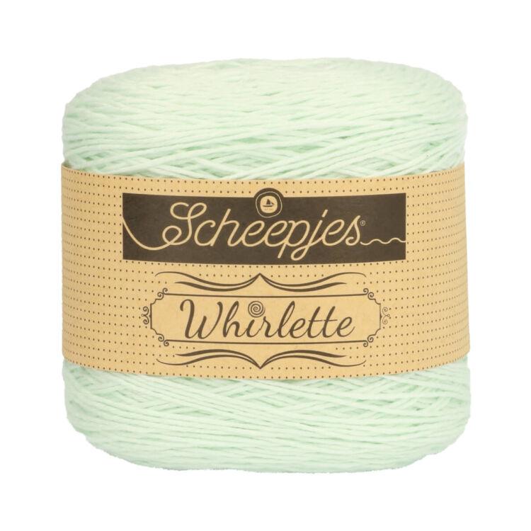 Scheepjes Whirlette 856 Mint - keverék fonal - yarn cake
