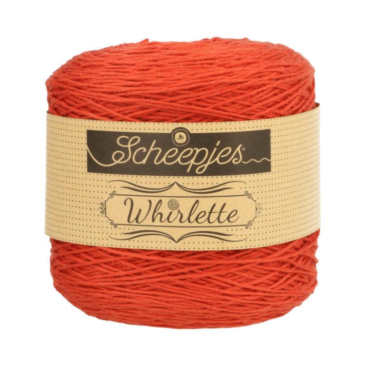 Scheepjes Whirlette 864 Citrus - orange - narancs - keverék fonal - yarn cake