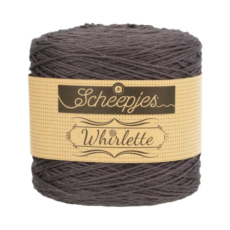 Scheepjes Whirlette 865 Chewy - grey - szürke -keverék fonal - yarn cake