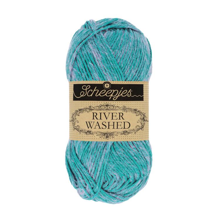 Scheepjes Stone Washed 950 Wheaton - pamut fonal - cotton yarn