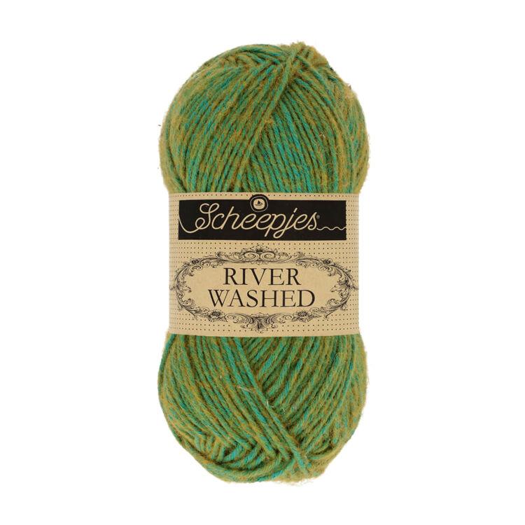 Scheepjes Stone Washed 951 Amazon - pamut fonal - cotton yarn