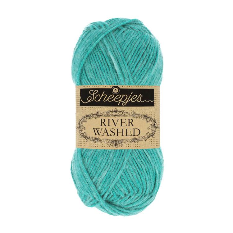 Scheepjes Stone Washed 952 Rhine - pamut fonal - cotton yarn