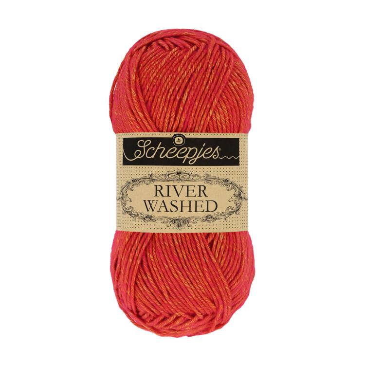 Scheepjes Stone Washed 956 Avon - pamut fonal - cotton yarn
