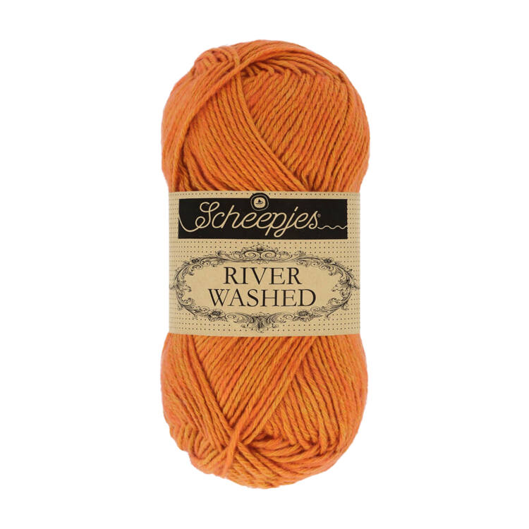 Scheepjes Stone Washed 961 Mersey - pamut fonal - cotton yarn
