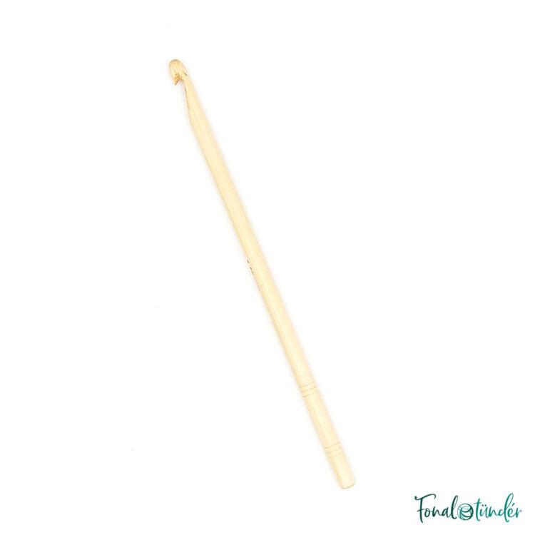 knitpro bamboo - horgolótű - crochet hook - 6mm