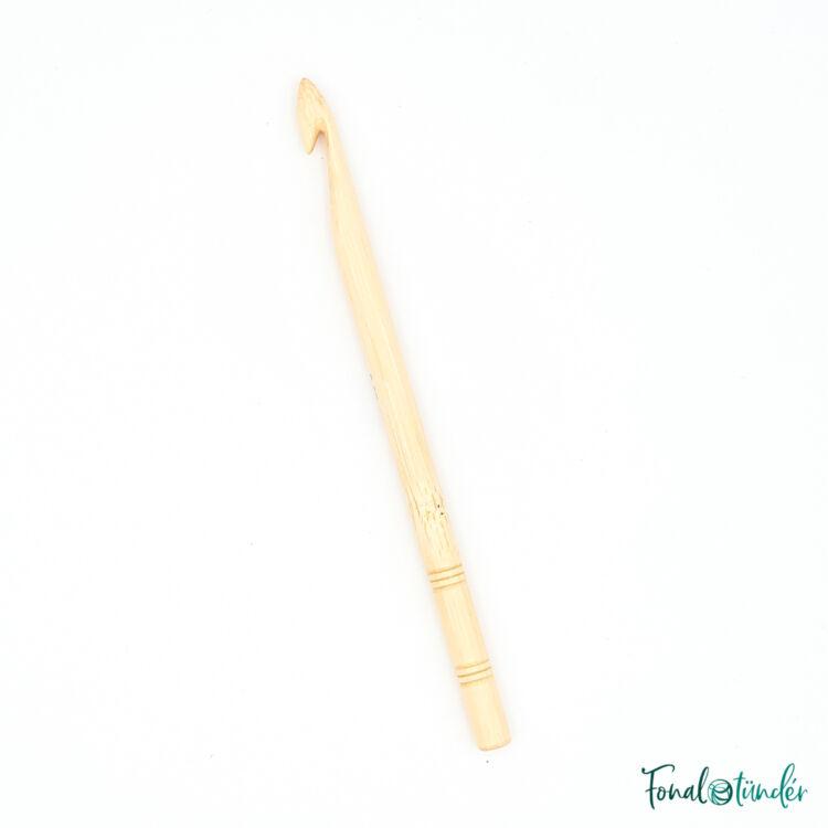 knitpro bamboo - horgolótű - crochet hook - 8mm
