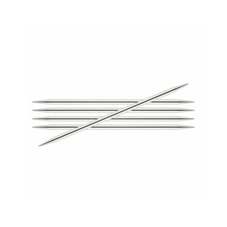 KnitPro Nova Metal - zoknikötőtű - knitting needle - 10cm - 3.25mm