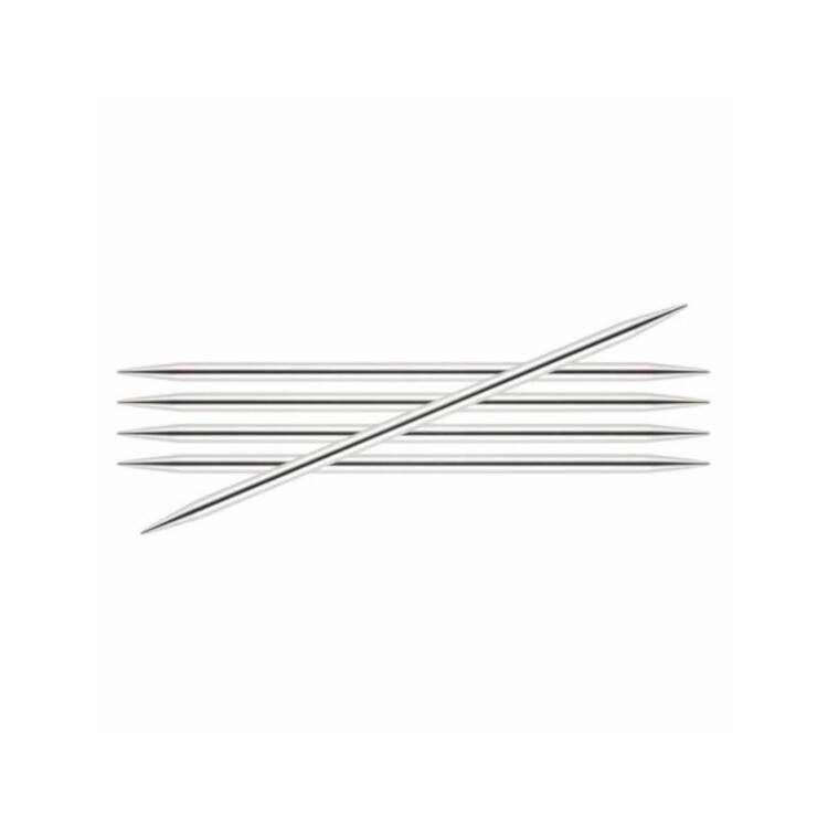KnitPro Nova Metal - zoknikötőtű - knitting needle - 10cm - 3.25mm