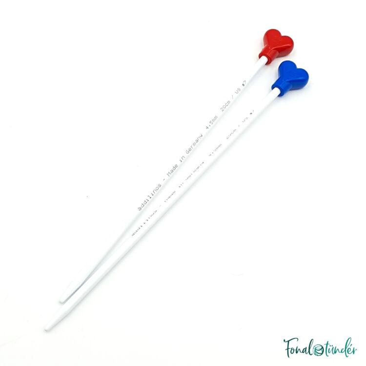 Addi Addilinos - gyerek kötőtű - knitting needle for children - 4.5mm