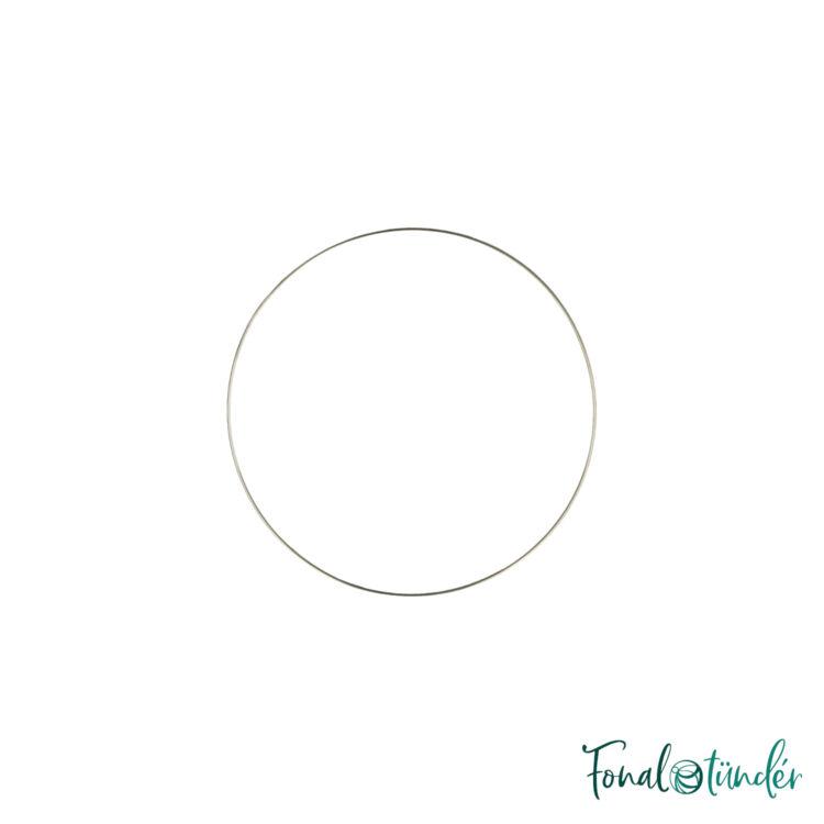 Opry Dream Catcher Ring - Fém Álomfogó Karika - 20cm