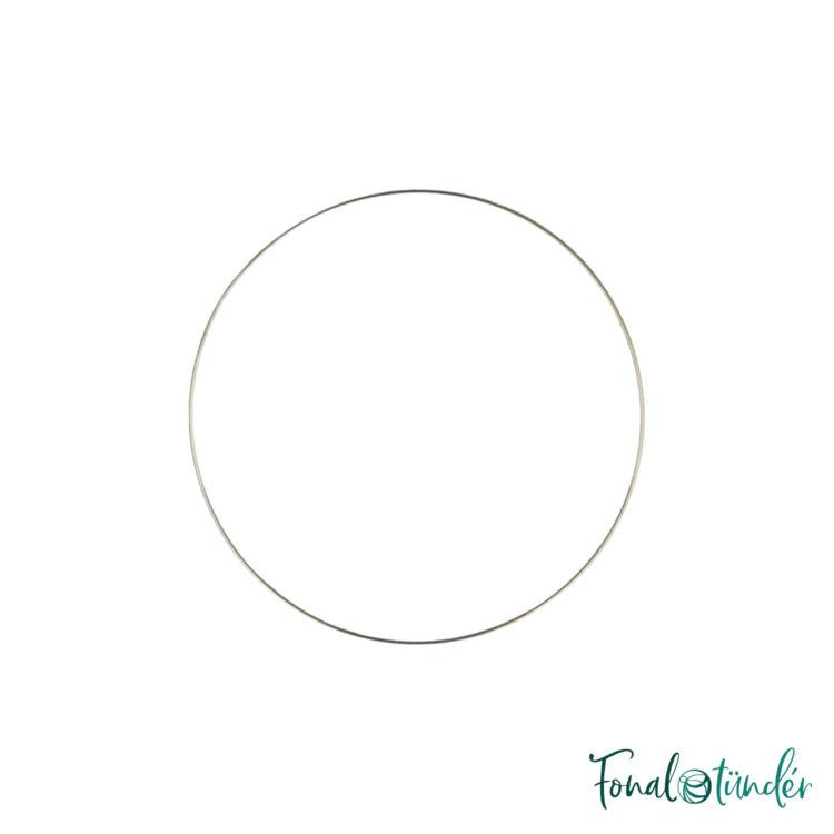 Opry Dream Catcher Ring - Fém Álomfogó Karika - 25cm
