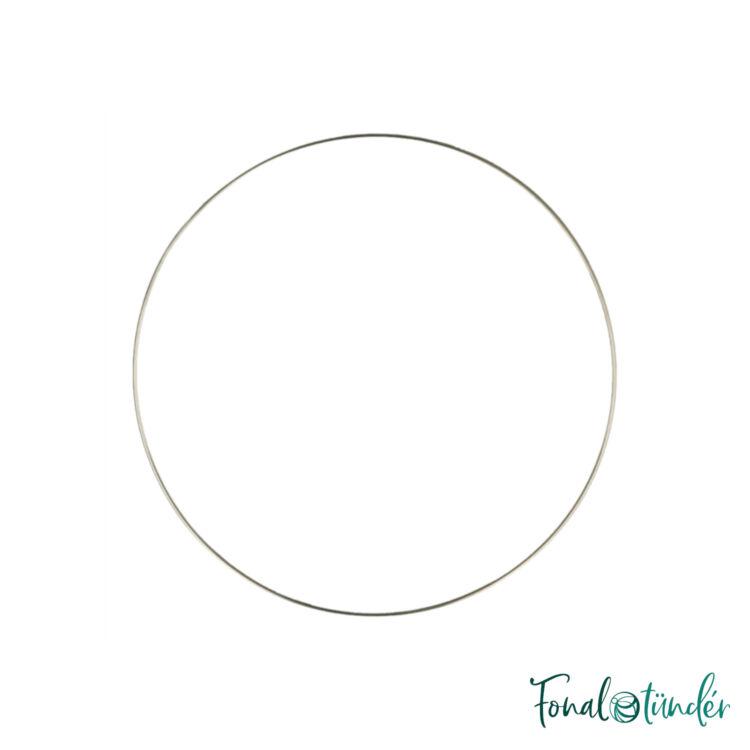 Opry Dream Catcher Ring - Fém Álomfogó Karika - 30cm