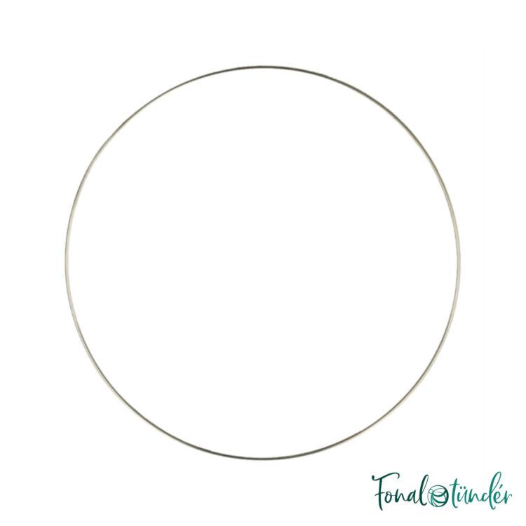 Opry Dream Catcher Ring - Fém Álomfogó Karika - 35cm