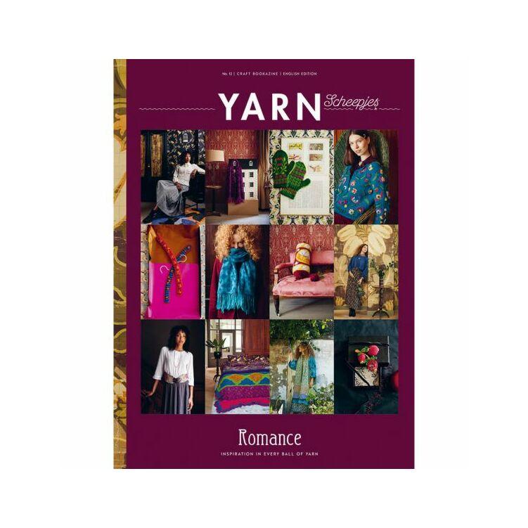 Scheepjes Yarn Magazine 12 - Romance - knitting / crochet patterns